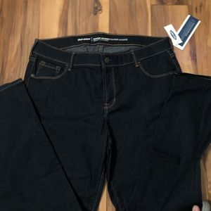 Old Navy Super Skinny Short Jeans